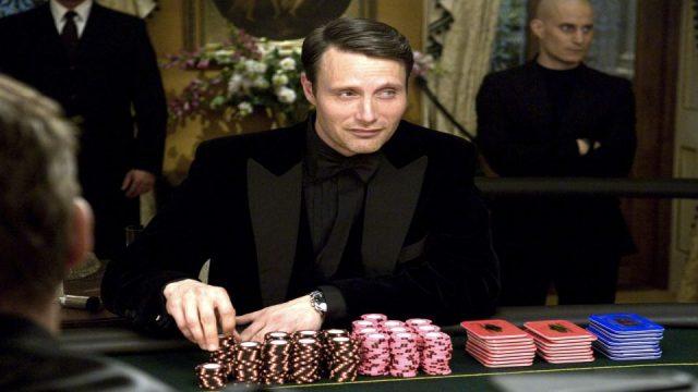 glavni negativac u filmu Casino Royale.