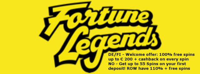 Kasino Fortune Legends